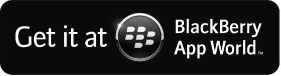 BlackBerry app on App World