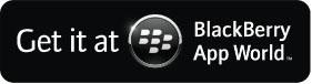 BlackBerry app on App World
